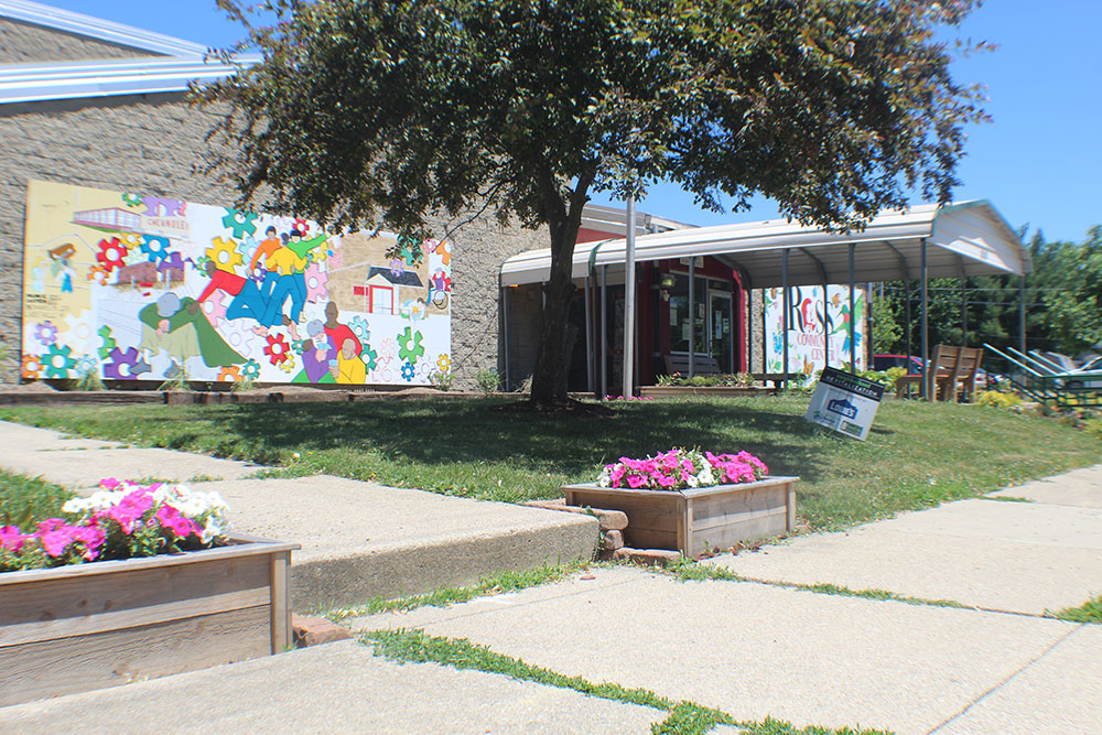About - Ross Community Center, Muncie, Indiana